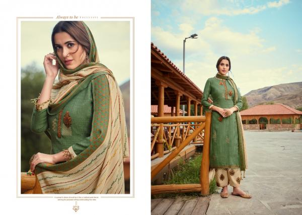Florance Patiyala Winter Collection 3713-3720 Series