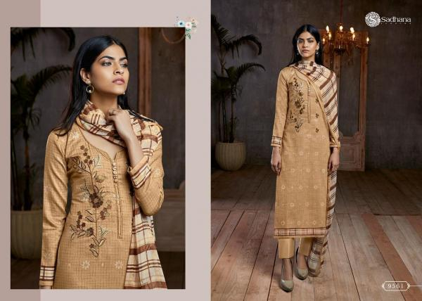 Sadhana Fashion Vol-29 9561-9570 Series