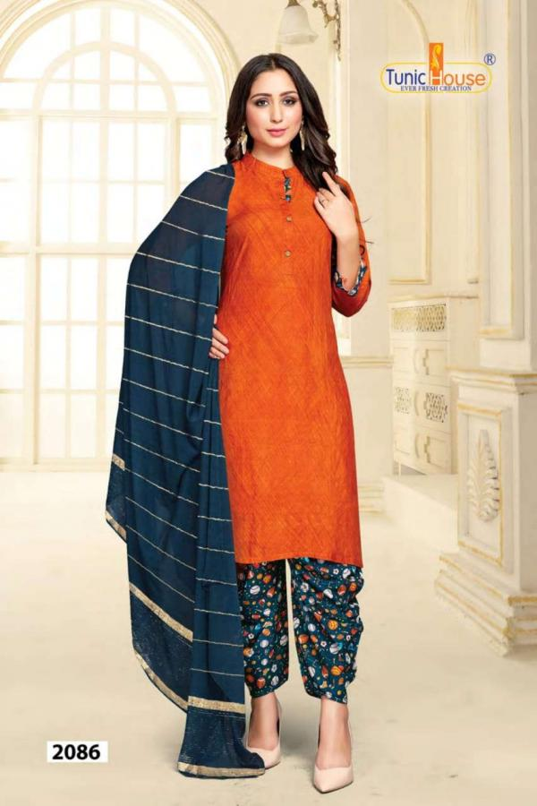 Tunic House Patiyala Rani 2086-2091 Series
