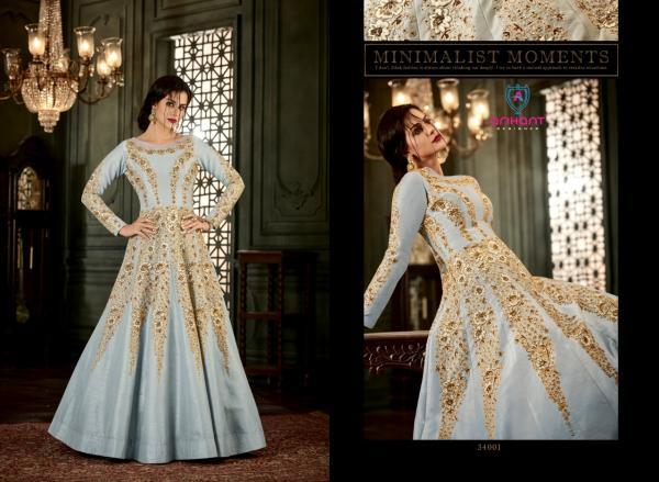 Arihant Designer Rangat 34001-34005 Series