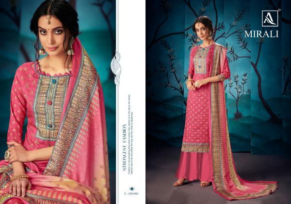 Alok Suits Mirali 285-001-285-008 Series