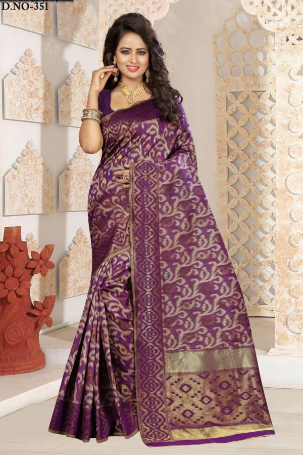 Lady Ethnic 351-358 Series