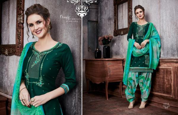Kajree Fashion Patiala Express Vol-5 1111-1120 Series