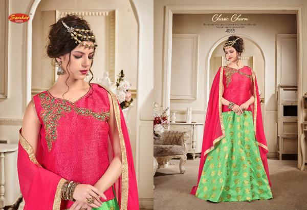 Sanskar Style Meraki Stunning 4055-4060 Series