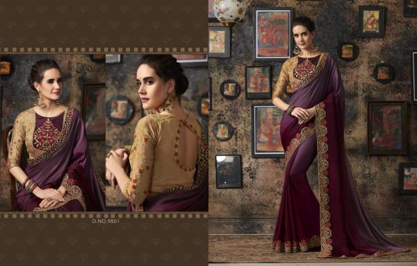 Kessi Fabrics Kiana 9501-9510 Series
