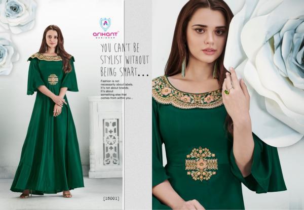 Arihant Designer NX Delight 15001-15008 Series