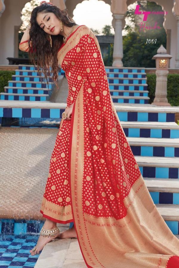 LT Fabrics Harika 1001-1004 Series