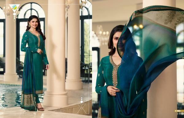 Vinay Fashion Silkina Royal Crepe 24 9961-9970 Series