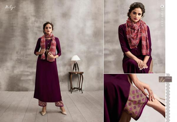 LT Fabrics Nitya Vol-39 NX 3901-3909 Series