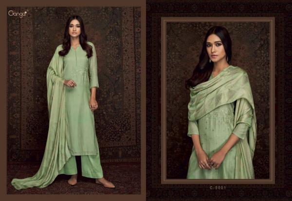 Ganga Woven Graces C-0001-C-0006 Series