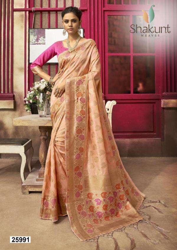 Shakunt Saree Anahita 25991-25994 Series