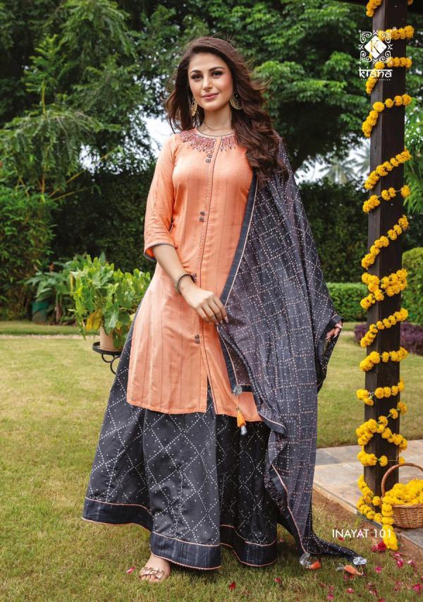 Kiana Fashion Inayat 101-108 Series