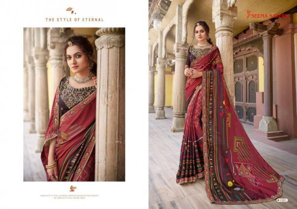 Seema Saree Laare 1001-1010 Series