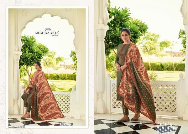 Mumtaz Arts Jamawar Nx 1001-1010 Series
