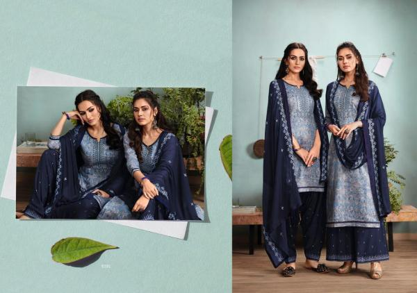 Kessi Fabrics Colours By Patiyala House Vol-15 5191-5198 Series