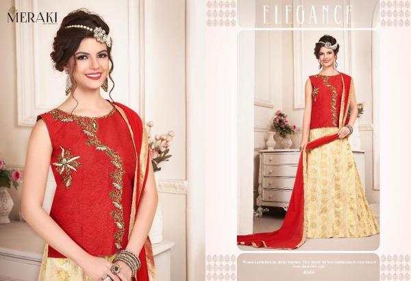 Sanskar Style Meraki Elegance 4049-4054 Series