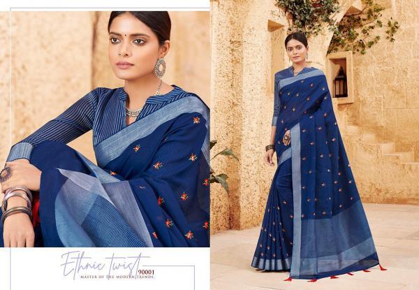Lt Fabrics Nitya Kashmiri Silk 90001-90010 Series