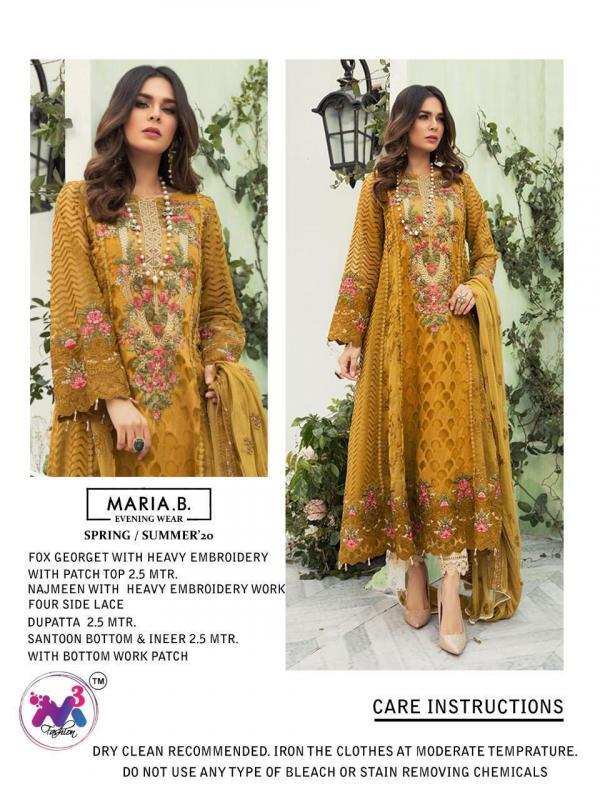 M3 Maria B Shades 1001 Colors