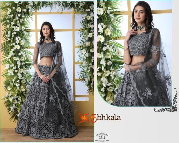 Khusboo Lehenga Bridesmaid Vol-3 Shubhkala 1211-1215 Series