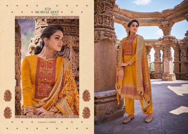Mumtaz Arts Kashni 4001-4010 Series