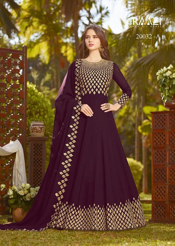Rama Fashions Raazi 20032 New Colors