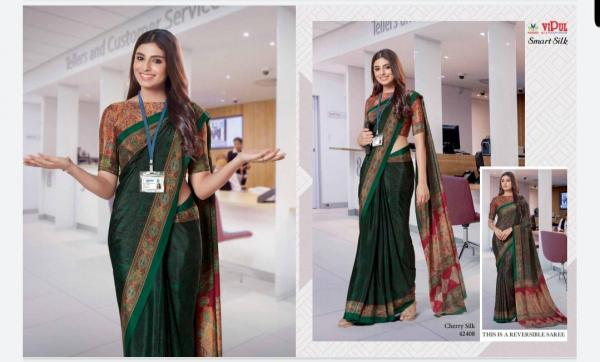 Vipul Fashion Smart Silk 42408-42416 Series