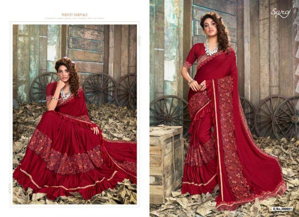 Saroj Saree Richie Rich Vol-2 290001-290006 Series