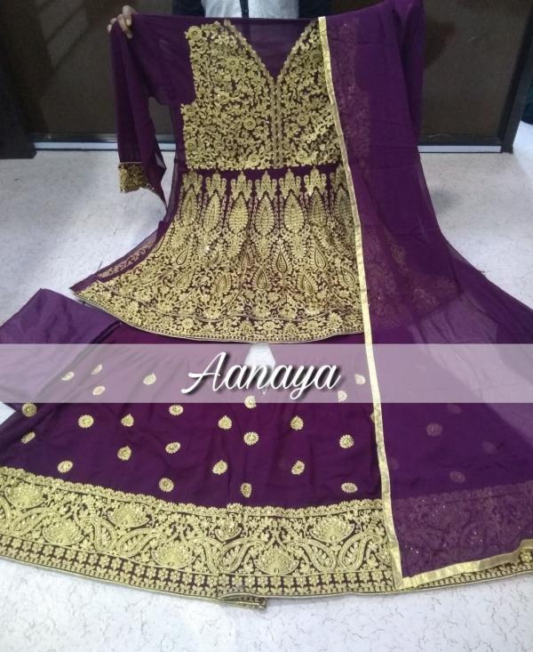 Twisha Aanaya 71004 Real Image