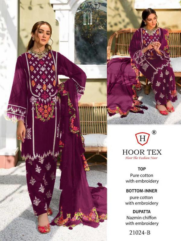 Hoor Tex 21024 Colors