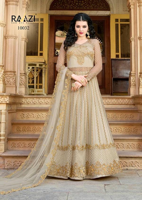 Rama Fashions Raazi Aroos 10032 Colour Plus