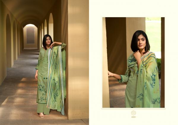 Ankit Textiles Kabil 49001-49010 Series