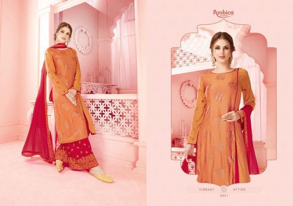 Ambica Fashion Instyla 9901-9910 Series