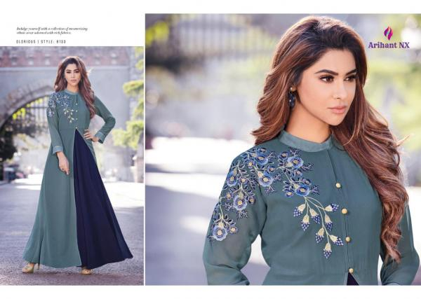 Arihant Designer Sasya Vol-16 8133-8140 Series