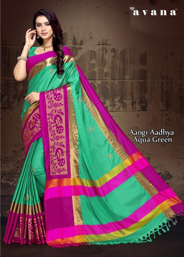 Aura Saree Aangi Aadhya Silk Saree