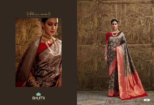 Bhumi Fashion Liza Silk 901-913 Series