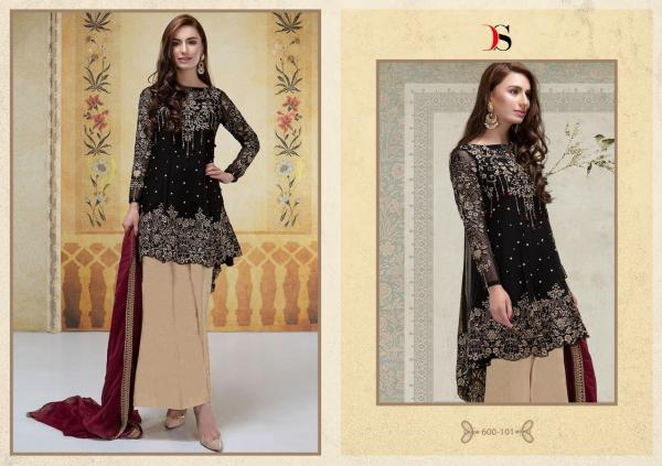 Deepsy Suits Marks Vol-4 600-101 600-106 Series