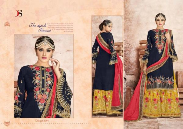 Deepsy Suits Nazakat Vol-3 1001-1004 Series