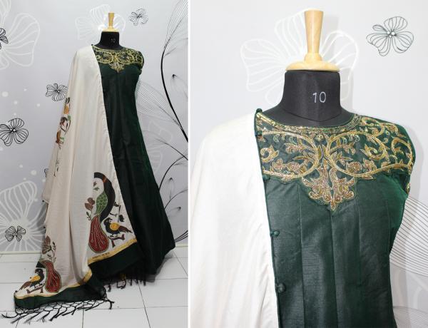 Designer Women Wear Exclusive Gown 121 126 Series