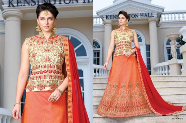 Riddhoo Fashion Fashion Sutra 10611 10618 Series