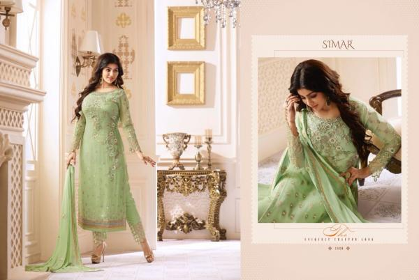 Glossy Simar Heenaz 18020 Colors
