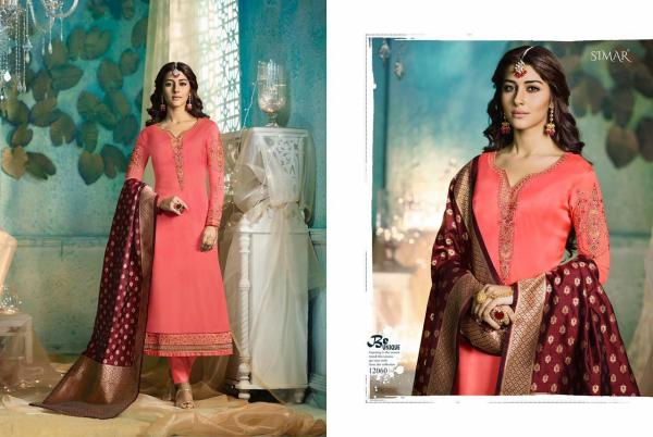 Glossy Simar Naam Shabana 12060-12067 Series