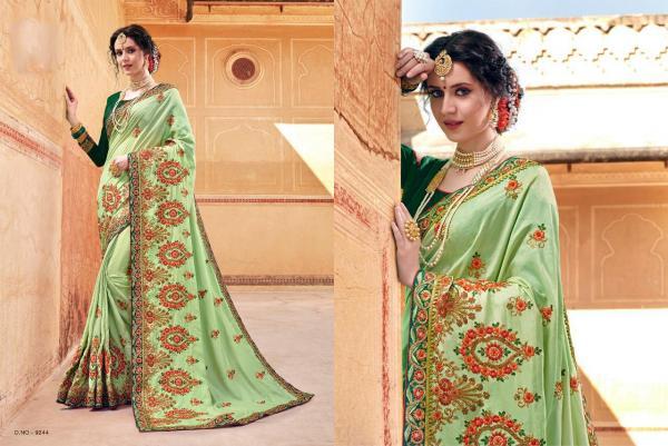 Hitansh Fashion Alisia 9244-9255 Series