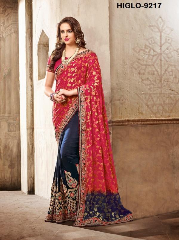 Hitansh Fashion Gloria 9217 9228 Series