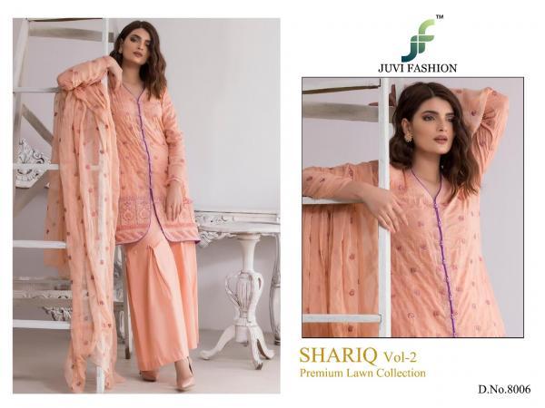 Juvi Fashion Shariq Vol 2 8006 8010 Series