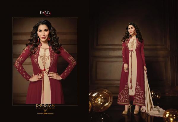 Karma Trendz Saufie Chaudhari 10080 10085 Series