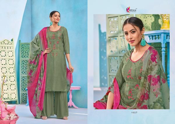 Kesari Trendz Alisa Vol-4 Opada Collection 1027-1034 Series