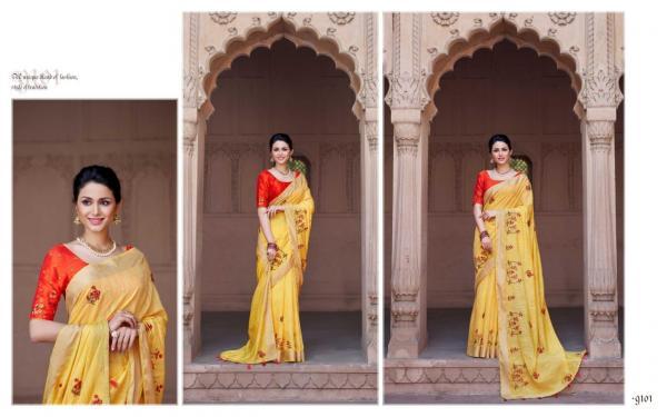Kessi Fabrics Sunheri 9101-9112 Series