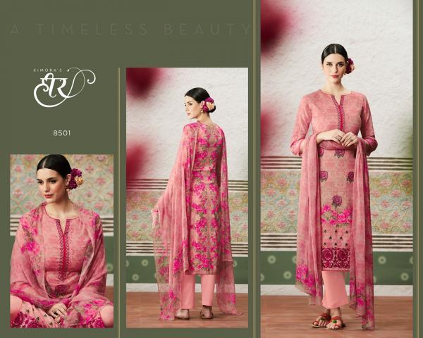 Kimora Fashion Heer Vol 36 8501 8511 Series