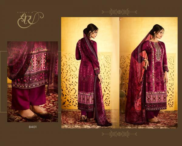 Kimora Fashion Heer Vol 35 8401 8411 Series