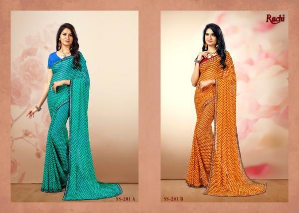 Ruchi Saree Shooting Star Issue Vol 2 201AB 210AB Series